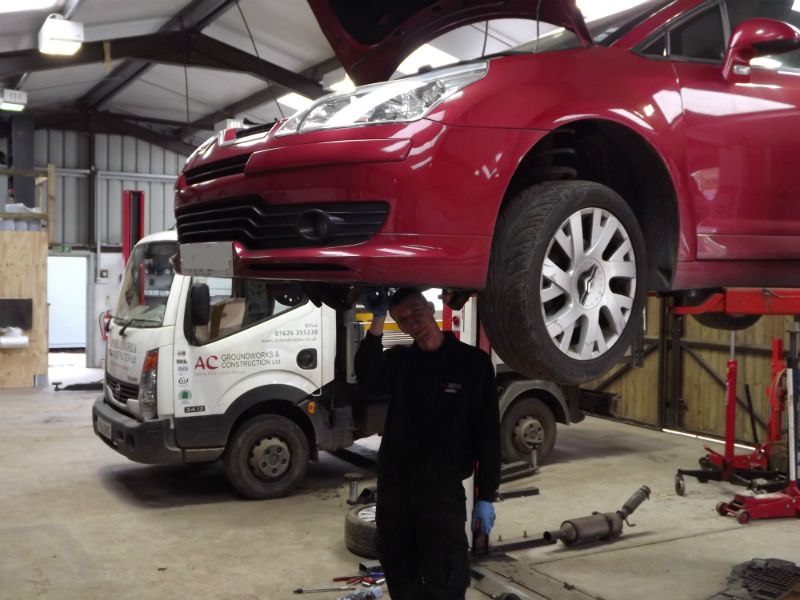 Citroen Car Servicing